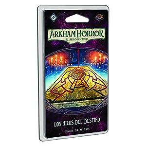Fantasy Flight Games- Arkham Horror lcg: los Hilos del Destino - español, Color (FFAHC20)