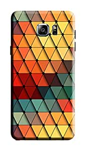 Samsung Galaxy Note 5 Cover Premium Quality Designer Printed 3D Lightweight Slim Matte Finish Hard Case Back Cover for Samsung Galaxy Note 5 by Tamah
