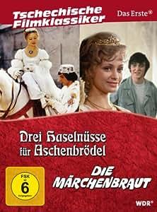 Drei Haselnüsse für Aschenbrödel / Die Märchenbraut [3 DVDs]