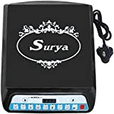 SURYA A8 Induction Cooktop (Black, Push Button)