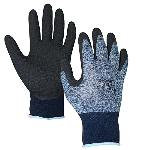 showa-341-advanced-grip-gloves-work-wear-safety-coated-breathable-size-6-small