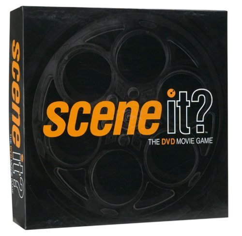 Scene It ? The Dvd Movie Game by SCENE IT