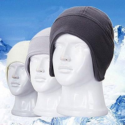 Moppi Winter Strickmütze Fleece Thermal Protect Ear Caps Männer und Frauen verdicken Skifahren Caps