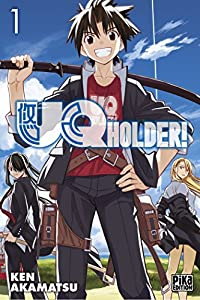 UQ Holder Edition simple Tome 1