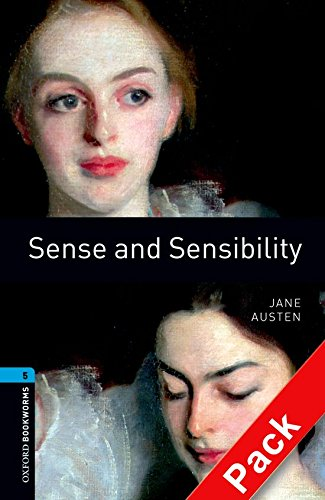 Oxford Bookworms Library: Oxford Bookworms 5. Sense and Sensibility CD Pack: 1800 Headwords