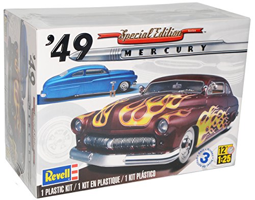 Ford mercury Custom Coupe 1949 Tuning Bausatz Kit 1/24 Revell Modellauto Modell Auto