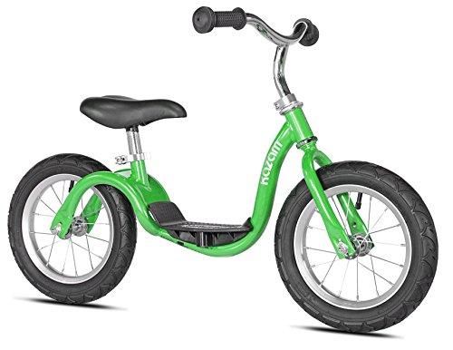 Kazam KZ3 Bicicleta sin Pedales, Infantil, Verde, 2-5 Years