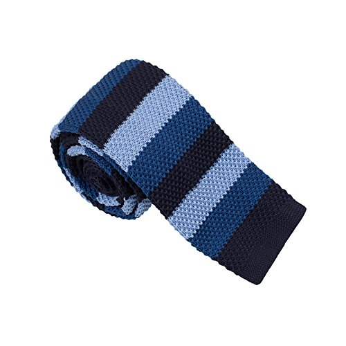mens-striped-skinny-knitted-neck-tie-in-various-colours