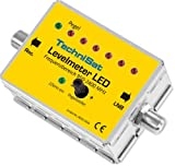 TechniSat Levelmeter LED/Sat-Finder mit Signal (950-2400MHz)