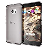 HTC 10 Case Phone Cover by NALIA, Ultra-Thin TPU Silicone