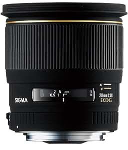 Sigma Objectif Macro 28 mm F1,8 EX DG ASPH - Monture Canon