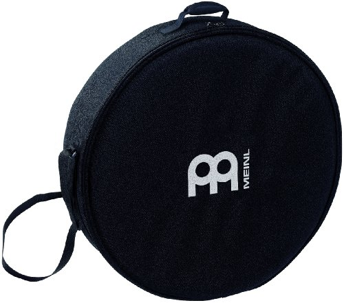 Meinl Percussion MFDB-18 - Custodia professionale per tamburo a cornice, diametro: 45,72 cm (18''), colore nero