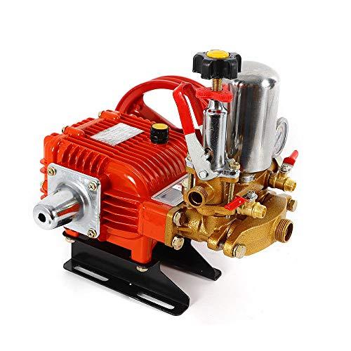 26 Hochdruck Triplex Tauchkolbenpumpe Landwirtschaftliche Motorsprühpumpe (Motor-öl-regal)