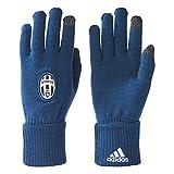 adidas Juventus, Guanti Unisex Bambini, Blu (Azunoc/Brgros/Bianco), S