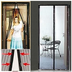 probache rideau moustiquaire magnetique fenetre porte aimantee bricolage. Black Bedroom Furniture Sets. Home Design Ideas