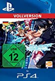 Sword Art Online Re: Hollow Fragment [Vollversion] [PS4 PSN Code - deutsches Konto]