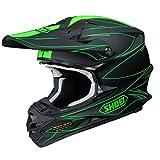 Shoei VFX-W Hectic Casco Moto Motocross Integrale TC4 S (55-56cm)