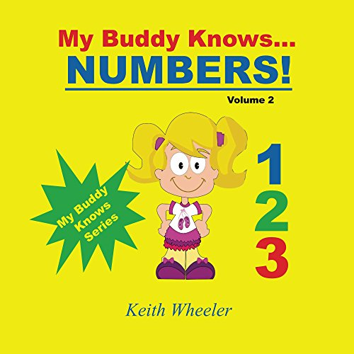 My Buddy Knows...Numbers (English Edition)