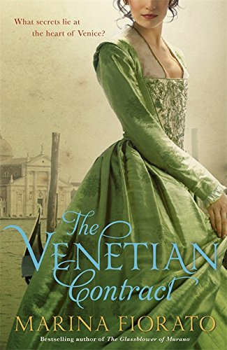 Book cover for The Venetian Contract