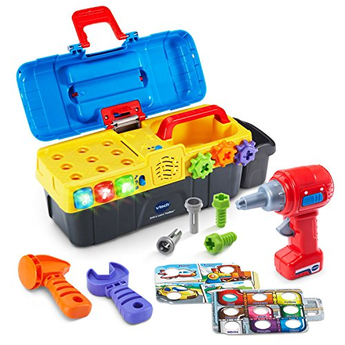 VTech Vtech Vtech Drill And Learn Toolbox