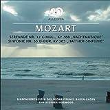 Serenade Nr.12 C-Moll KV 388 & Sinfonie Nr.35 KV 385 (Haffner)
