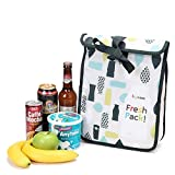 Pinkdose® Portable Waterproof Thermal Insulated Picnic Small Cooler Shoulder Bag Food Drinks Lunch