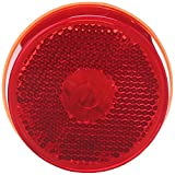 Grote 45832 2 12 Round Clearance Marker Light Built-In Reflector by Grote