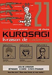 Kurosagi : Livraison de cadavres Edition simple Tome 21