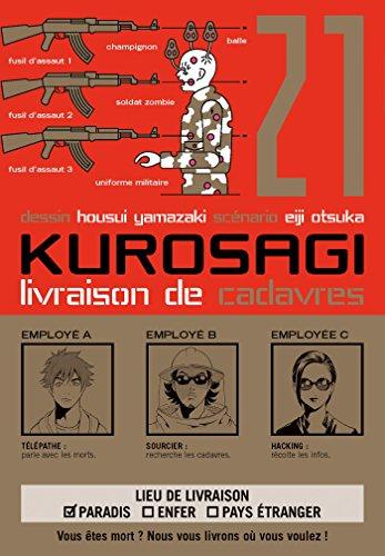 Kurosagi T21: Livraison de cadavres par Eiji Otsuka