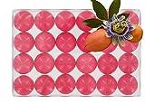 Caja de 24baño perlas–Pasión translúcido