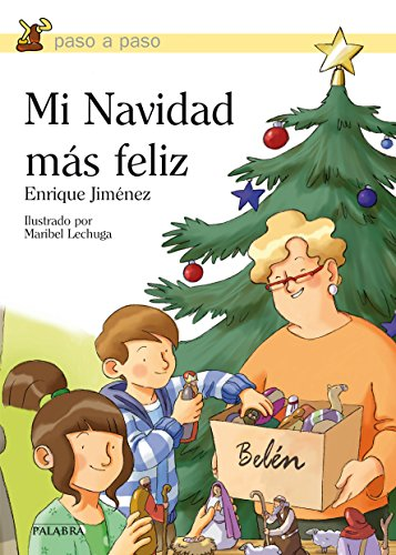 Mi Navidad más feliz (Paso a paso) por Enrique Jiménez