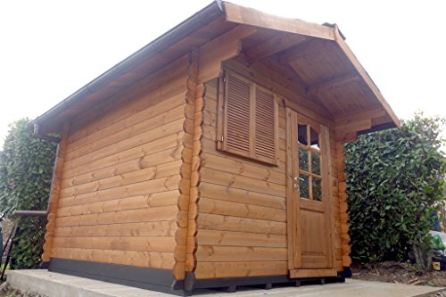Casette Da Giardino Prezzi : Casetta in legno da giardino dekalux negozio casette da