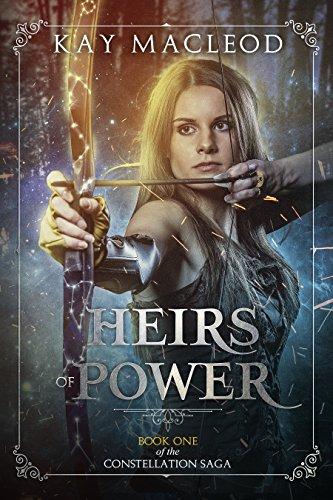 Heirs of Power (The Constellation Saga Book 1) (English Edition) par Kay MacLeod