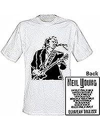 Neil Young - TOUR - Camiseta Oficial Hombre