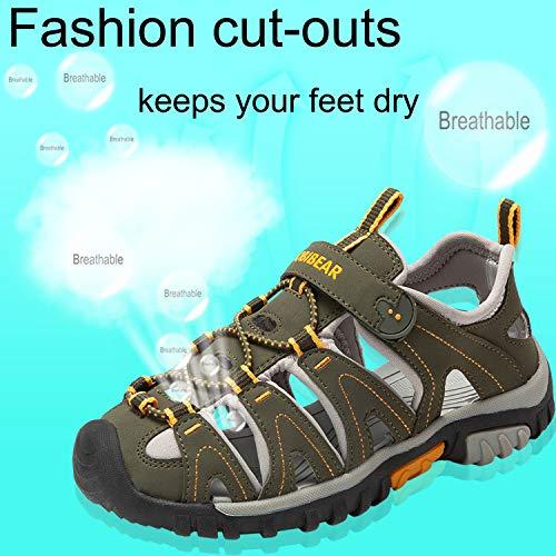 Zoom IMG-2 gaatpot sandali sportivi per bambini