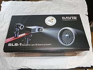 DAVID Structured Light Scanner - SLS-1