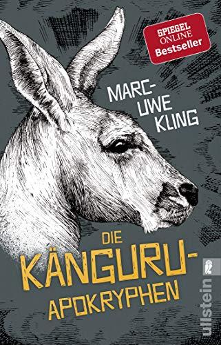 Buchseite und Rezensionen zu 'Die Känguru-Apokryphen' von Marc-Uwe Kling