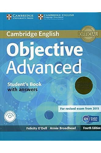 Descargar gratis Objective Advanced Student's Book Pack de Felicity O'Dell
