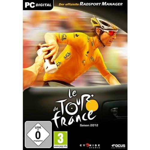 Le Tour de France Saison 2012 Der offizielle Radsport Manager 2012