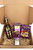 The Ultimate Harry Potter Selection Box - Non-Alcoholic Butterscotch Beer, Chocolate Frog, Jelly Belly Bertie Botts Beans & Jelly Slugs. Hamper Exclusive To Burmonts