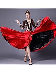 grande jupe Femme paso doble