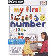 My First CD-Rom: Number