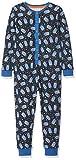 Fat Face Jungen Einteiliger Schlafanzug Freddie Monster Jersey, (Navy Blu), 12-13 Jahre