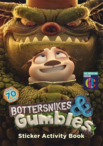Bottersnikes & Gumbles: Sticker Activity Book