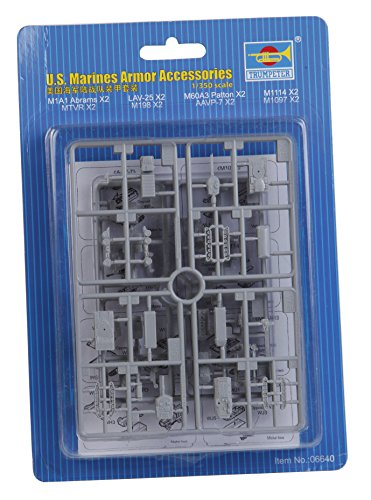 Trumpeter 06640 - Modellbausatz US Marines Armor Accessories