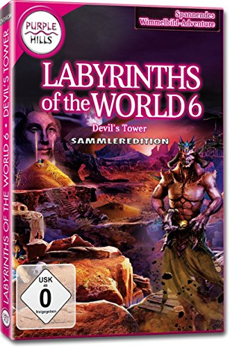 Labyrinths of the World 6 - Devils Tower Sammler-Edition [Windows 7/8/10]