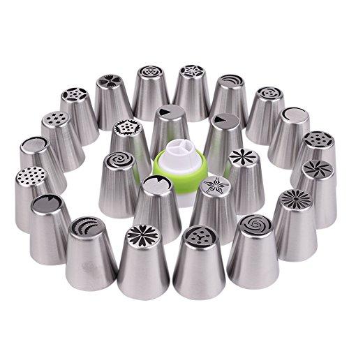 enko-glassa-tips-46-pezzi-set-acciaio-inossidabile-russo-tubazioni-punte-torta-cookies-cupcake-e-dec