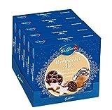 Bahlsen Weihnachts-Mix - weihnachtliche Gebäckmischung - mit vier verschiedenen Lebkuchen und leckeren Zimtsternen -  ideal zum Kaffee und Tee, 5er Pack (5 x 500 g)