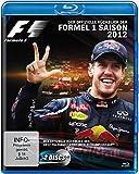 Der offizielle Rückblick der Formel 1 Saison 2012 (2 Discs) [Blu-ray]