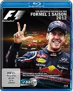 Formula One Season Review 2012 [Blu-ray] [Edizione: Regno Unito]